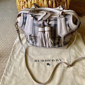 Authentic crossbody Burberry handbag
